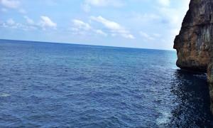 Samudra hindia dibalik Segara Anakan